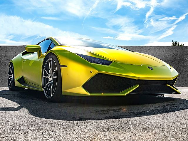 Just When You Thought a Huracan Couldn't Be More Awesome—This Happens
