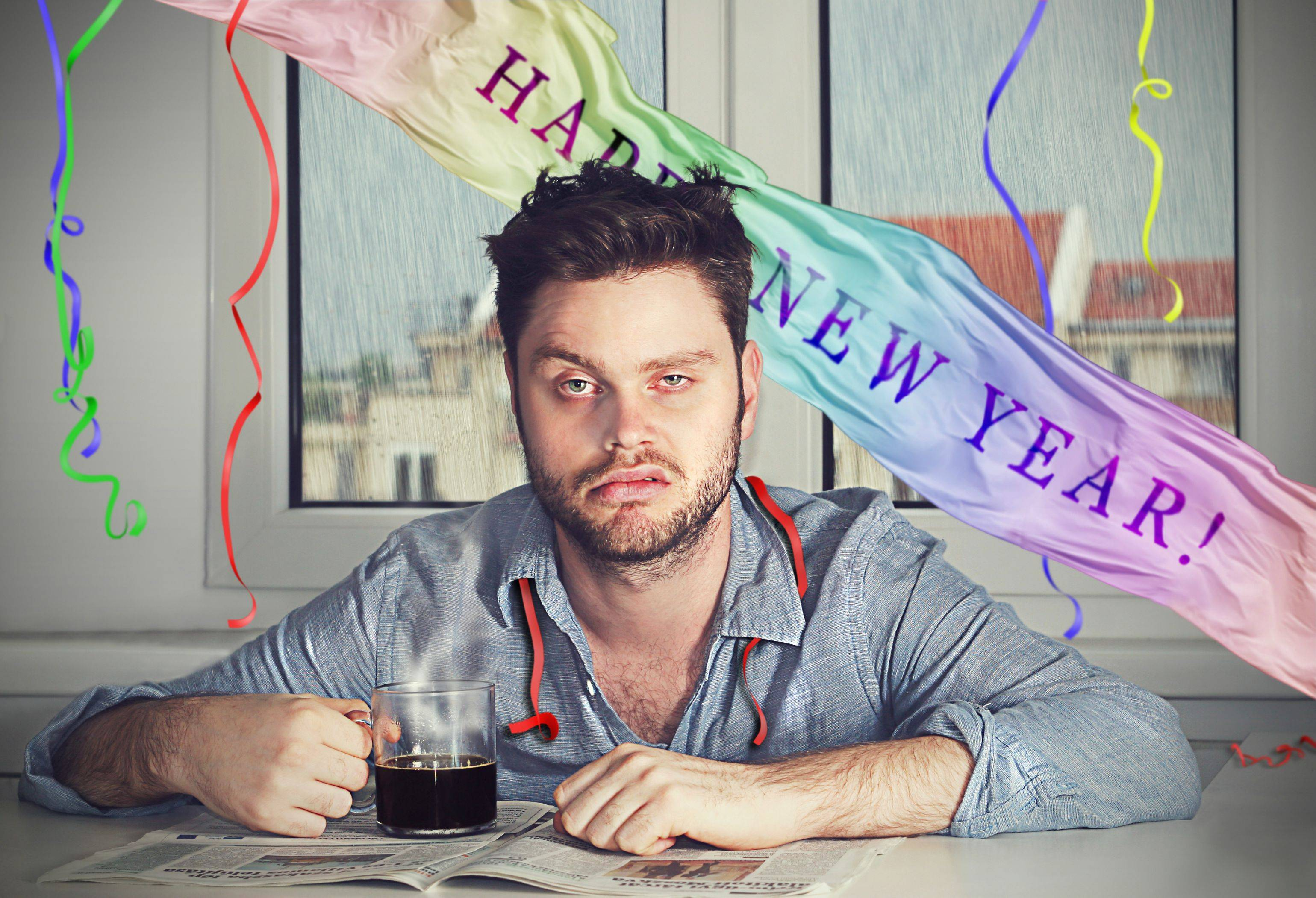 Here are the Top 5 Most Expensive Ways to Beat your New Year's Hangover