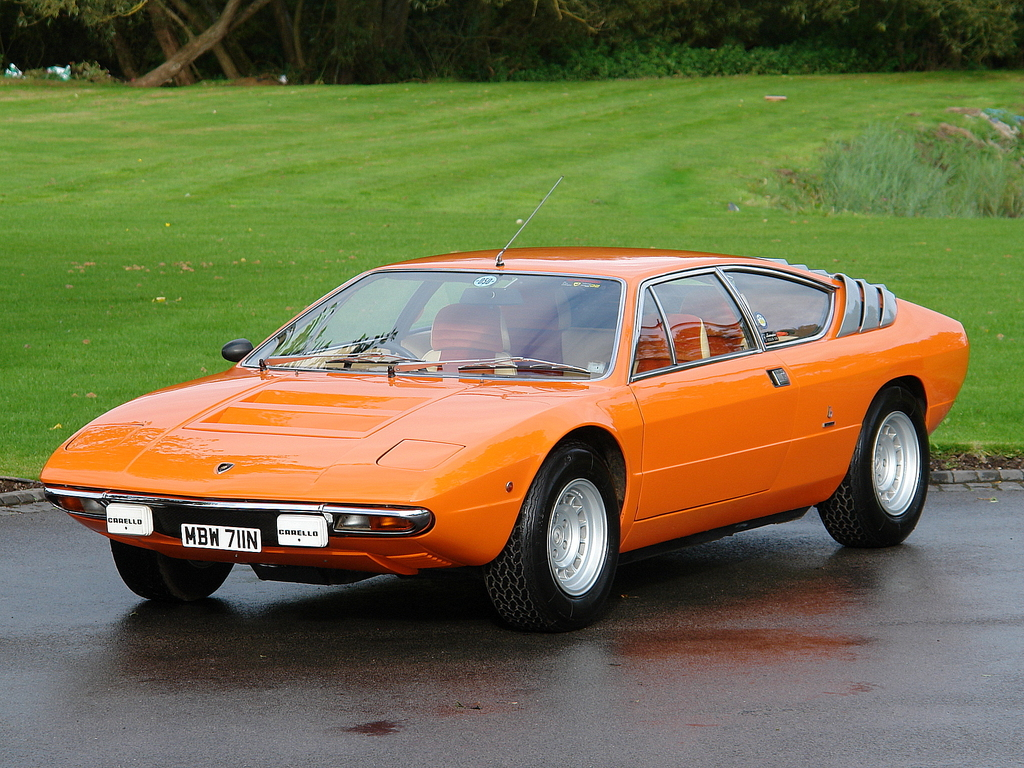 This Super Rare  Lamborghini Urraco P Is For Sale And Awesomely Undervalued