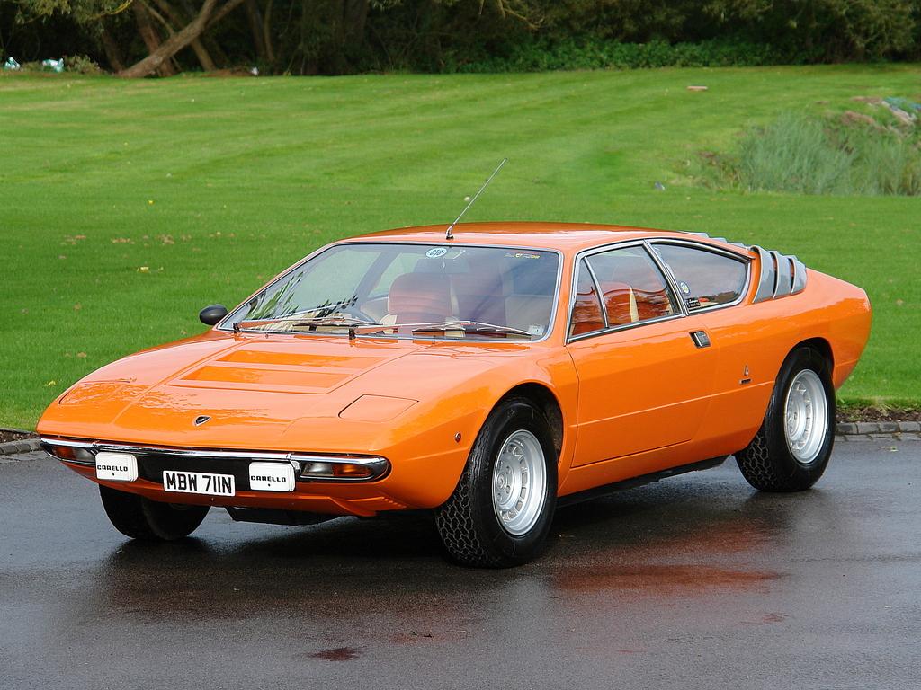 This Super Rare 1974 Lamborghini Urraco P250 Is For Sale And