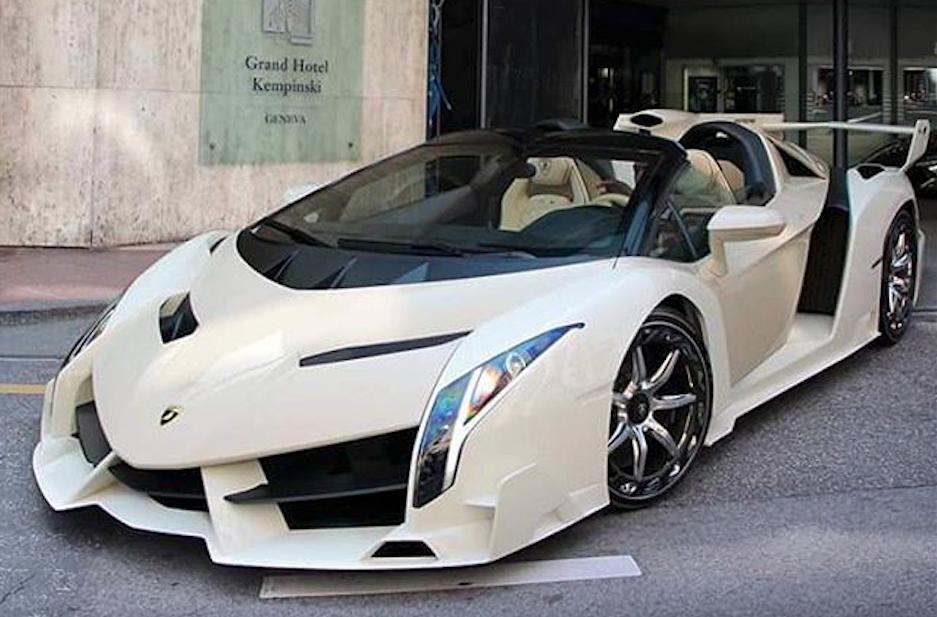 This Lamborghini Veneno Roadster Just Took Over Instagram