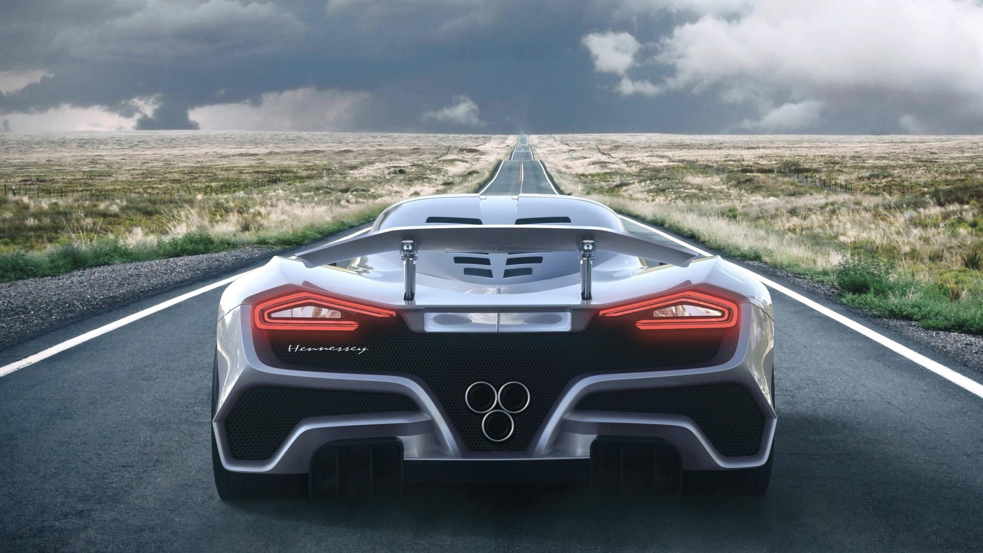 Hennessey Venom F5 Aims to be the Fastest Car in the World