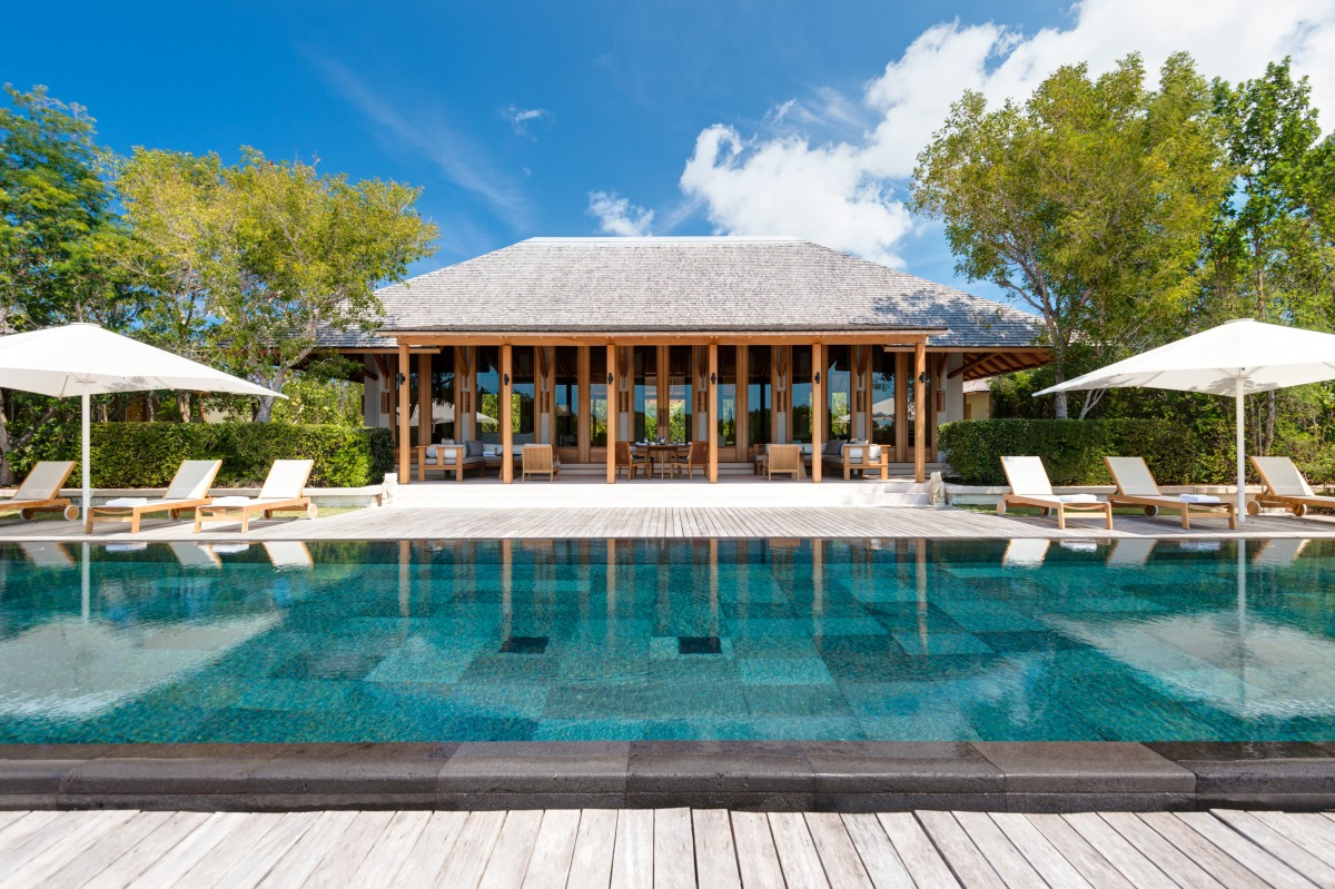 this $10 million villa in turks and caicos offers the ultimate in