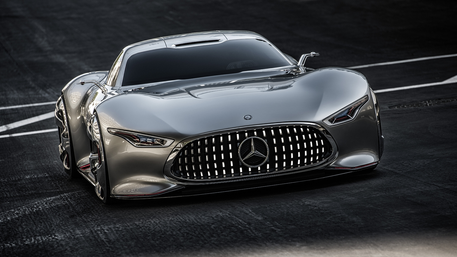 Mercedes Wants to Sell You a 1,000 HP Hypercar, Interested?
