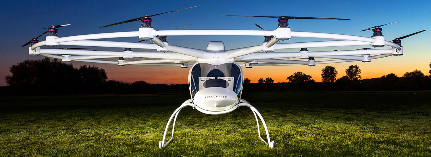 This Easy-To-Fly Electric Two-Person Helicopter Will Sweep You Off Your Feet