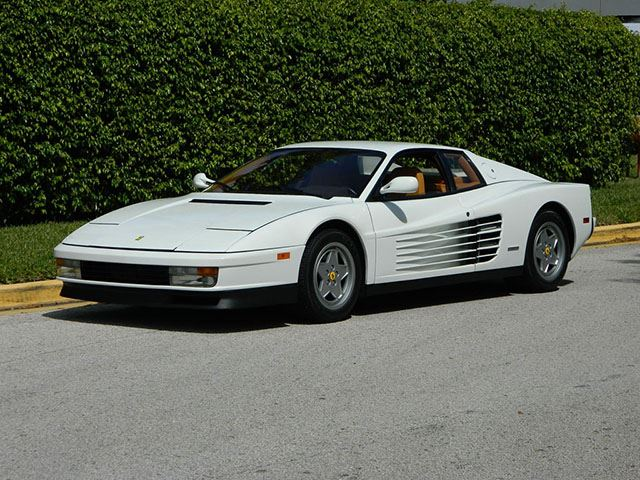 The Wolf Of Wall Street's Ferrari Testarossa Is Up For Grabs