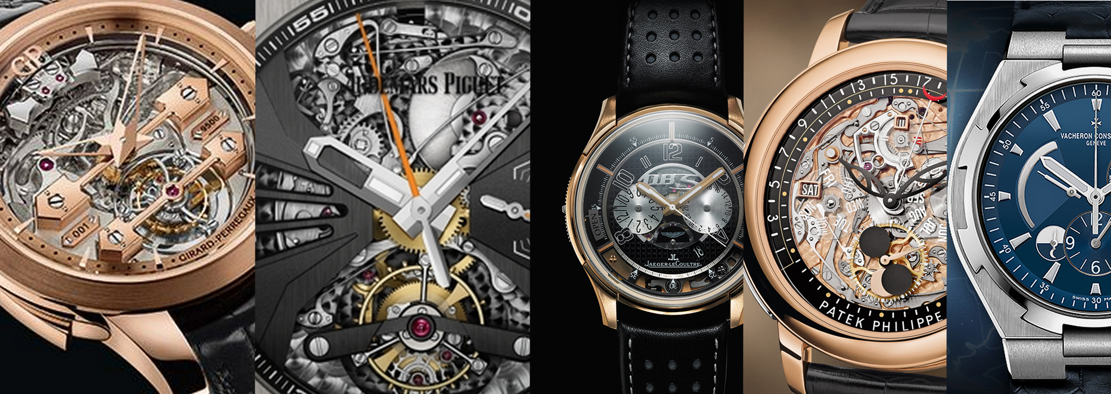 5 Watch Brands More Luxurious Than Rolex