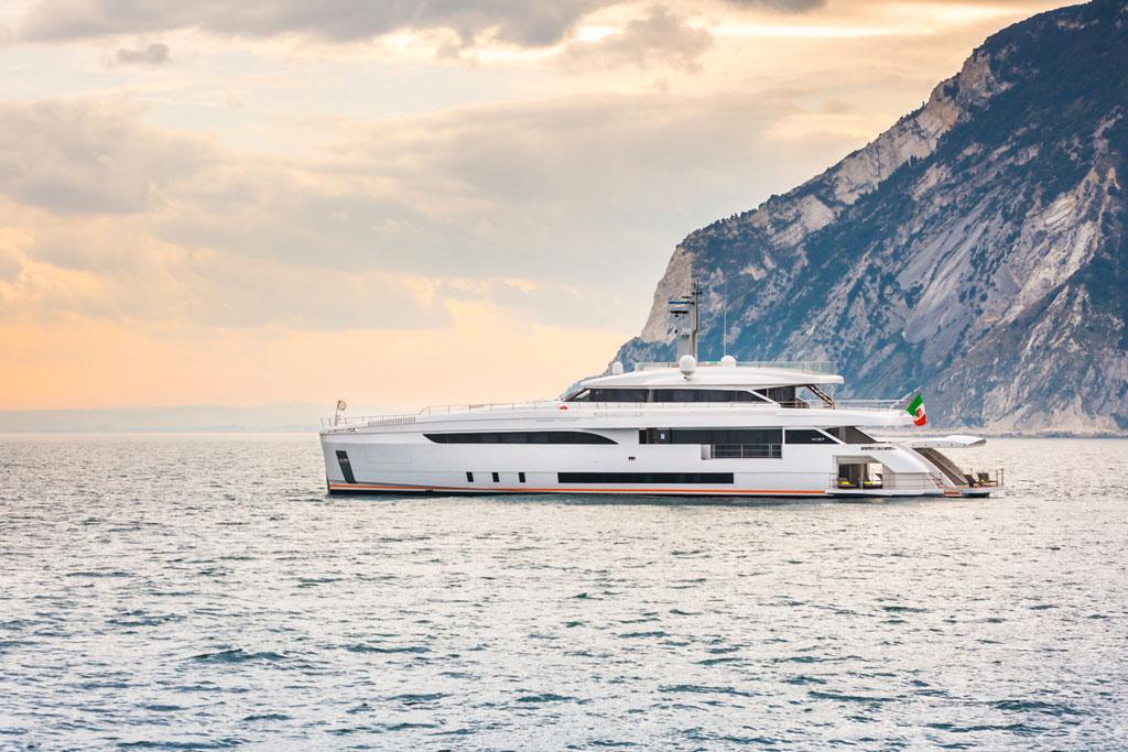 Meet the World's First Silent Superyacht