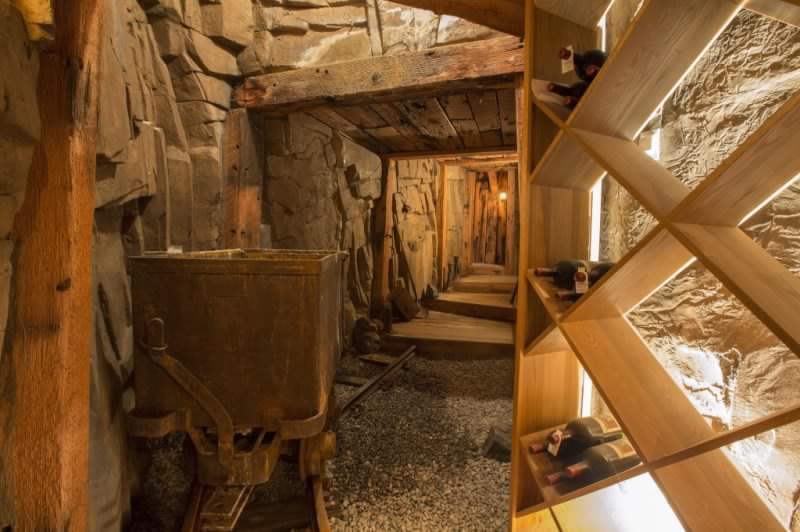 wine shaft