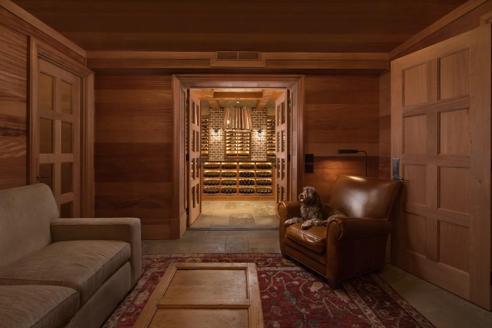 Peek Inside the 'Holy Grail' of Wine Cellars