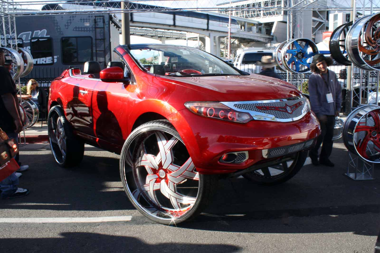 Here's a Top 10 of the Worst Cars at SEMA 2015