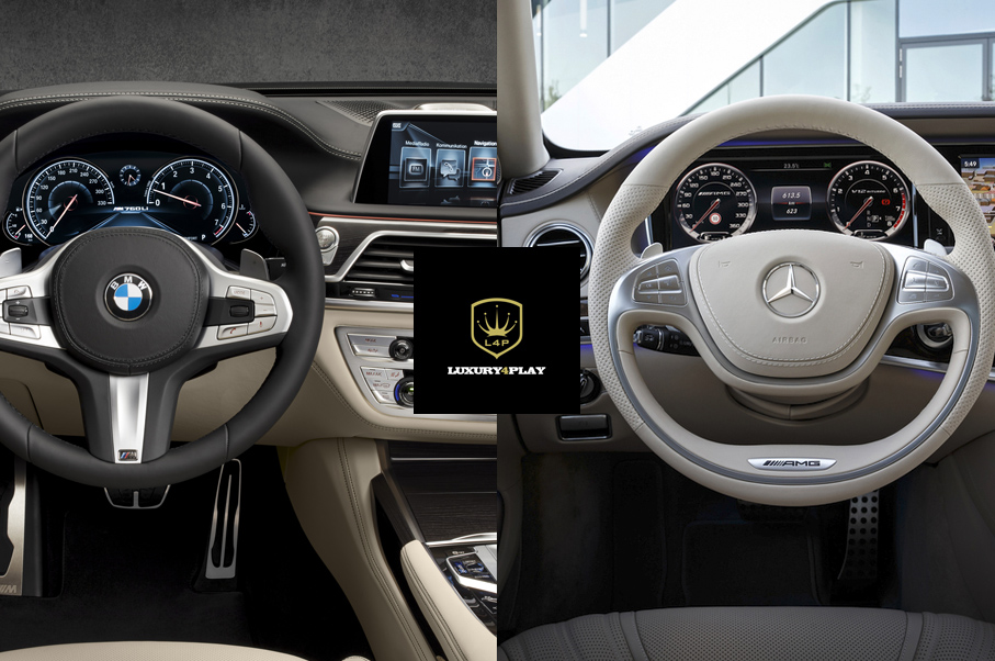 Would You Rather Mercedes Amg S65 Or Bmw M760li Luxury4play