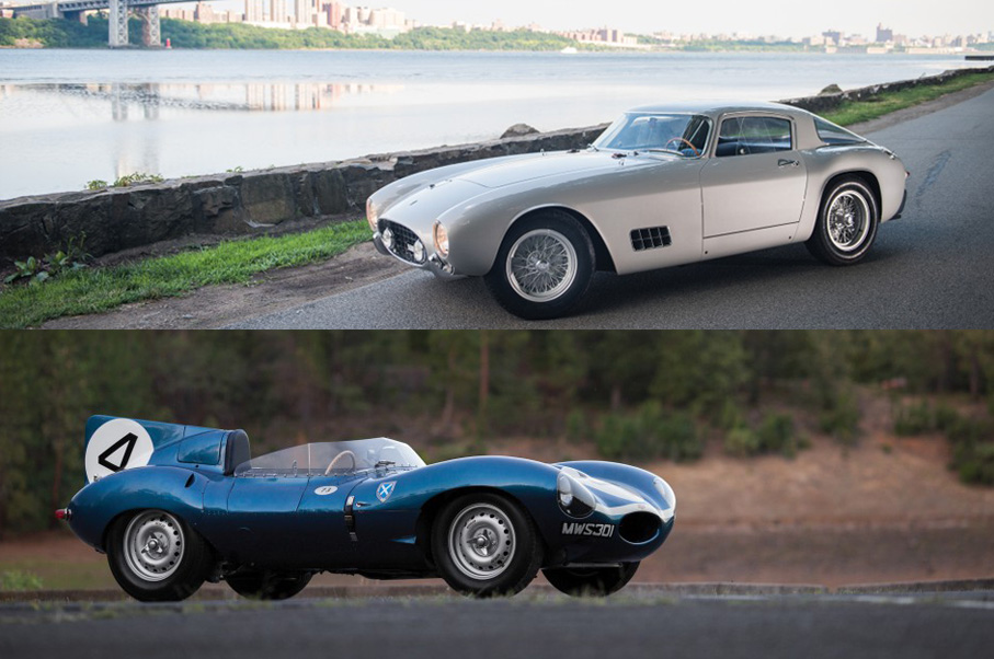Would You Rather: Jaguar D-Type or Ferrari 250 GT Competizione