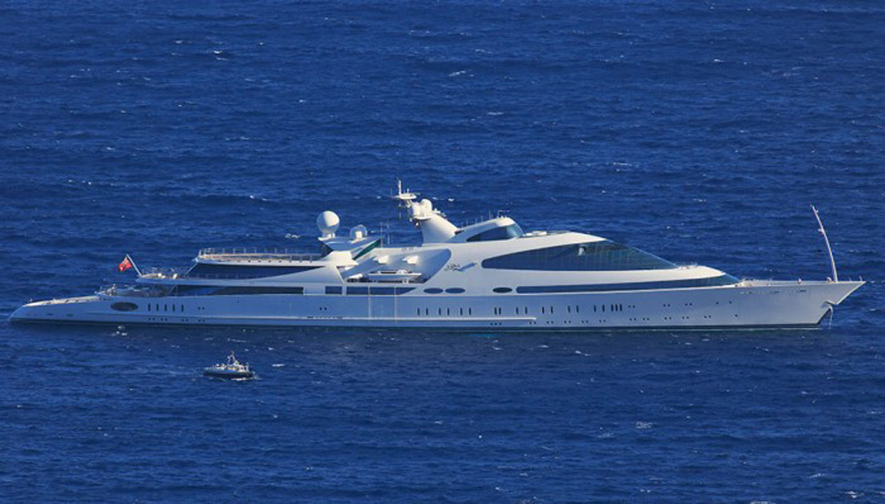 One of the World's Largest and Most Elusive Yachts Has Been Found!