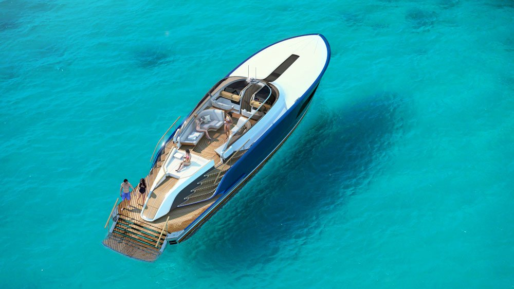 Nice Boat Does Nice Boat Stuff Because It S A Nice Boat Luxury4play Com