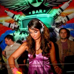 Jennifer Rene @ Armada Night WMC Miami, March 29th 2008.