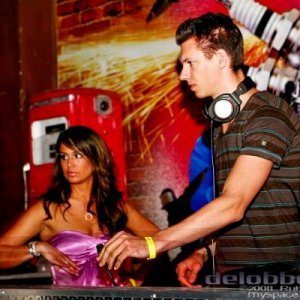 Jennifer Rene & Menno de Jong @ Armada Night WMC Miami, March 29th 2008.